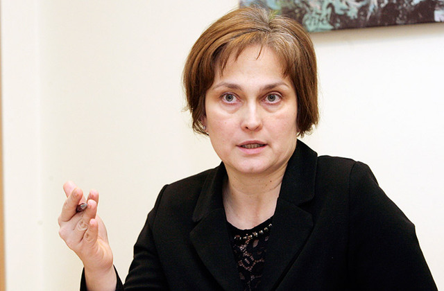 """Ineta Ziemele: """"Tas, ka valstsgriba mums bija vienreiz un mēs izveidojām savu valsti, nenozīmē, ka valstsgriba būs mūžīgi. Uz to ir jāstrādā. Tai skaitā tas ir jādara politiķiem, kas šobrīd izturas bezatbildīgi un savus vēlētājus neuzrunā.""""Boriss Koļesņikovs"""